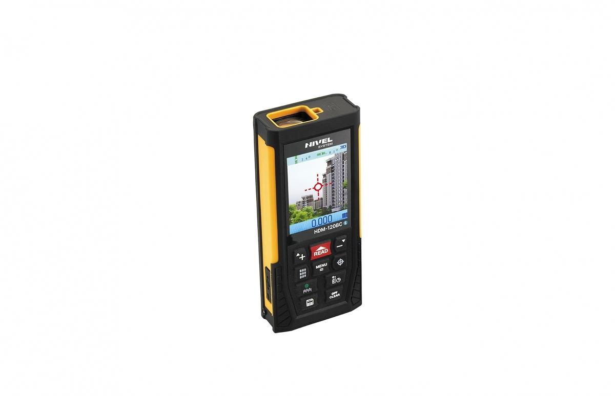 Laser Αποστασιόμετρο Nivel HDM-120BC