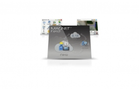 Ανανέωση ετησιας Συνδρομης  Magnet Field (12 μηνών)
